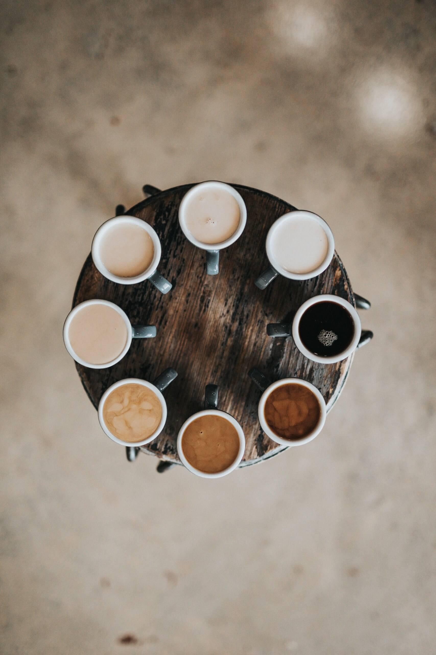סוגי קפה